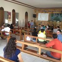 Photo taken at Igreja Adventista do Sétimo Dia by João Henrique C. on 5/18/2013