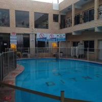 Photo taken at Red Sea Hotel by Anastasia V. on 12/9/2014