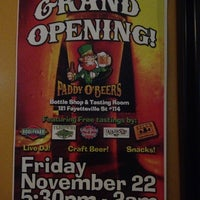 Photo taken at Paddy O'Beers by Mike C. on 11/22/2013