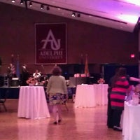 Photo taken at Adelphi University Ballroom by Pedro P. on 6/8/2013
