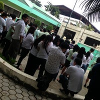Photo taken at Department of Health -CHDNM by Enrique Niño P. on 1/27/2014