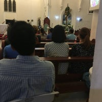 Photo taken at St. Augustine Cathedral by Enrique Niño P. on 8/28/2016