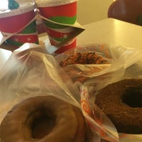 Photo taken at Dunkin' Donuts by April Kess B. on 12/4/2014