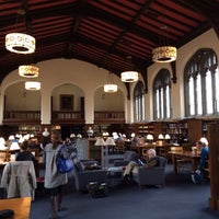 Photo taken at The Burke Library at Union Theological Seminary by Mark B. on 3/10/2014
