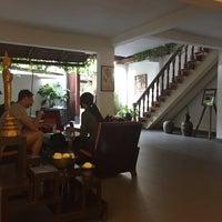 Photo taken at Villa Langka by Sibel G. on 5/21/2015