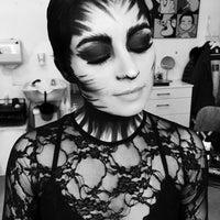 Photo taken at ArtTime make up & body art studio by Anna K. on 10/31/2017