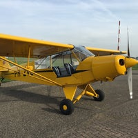 Photo taken at Teuge International Airport (EHTE) by Yuri V. on 10/19/2017