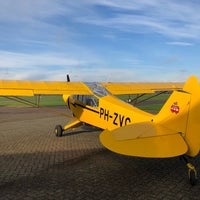 Photo taken at Teuge International Airport (EHTE) by Yuri V. on 11/30/2017