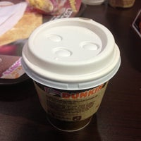 Photo taken at Dunkin Donuts by Ralphy G. on 6/8/2013