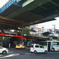 Photo taken at Chuo Line Morinomiya Station (C19) by あしやん on 11/12/2012