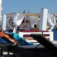 7/4/2013에 mursel s.님이 Küba Beach & Restaurant에서 찍은 사진