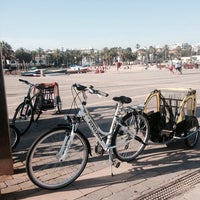 Photo taken at Les Barques - Salou by Ян Ш. on 7/5/2014