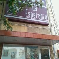 Photo taken at Cine La Esperanza by JOSE LUIS S. on 6/21/2013