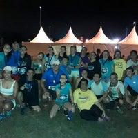 Photo taken at Night Run by Chris L. on 10/8/2017