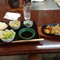 Photo taken at たじまやステーキ店 by Yoshinori T. on 6/7/2013
