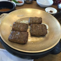 Photo taken at 쌍교숮불갈비 by Jooyoung L. on 11/7/2016