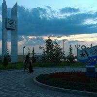 Photo taken at Samara River Terminal by Anton P. on 7/7/2013