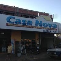 Photo taken at Casa Nova Materiais Construção by RENATO S. on 7/18/2013