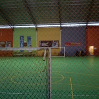 Photo taken at Vidi Arena Futsal by Mohammad Reza P. on 12/13/2013