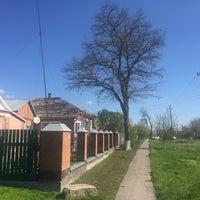 Снимок сделан в Кагальницкая пользователем Александр Ж. 4/26/2017