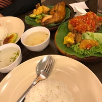Photo Taken At Dapur Penyet The Real Cuisine By Fatian Athiea On 8