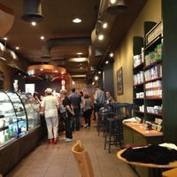 Photo taken at Starbucks by Alan C. on 10/17/2012