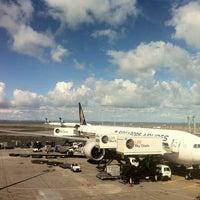 Photo taken at International Terminal by Auzani R. on 4/11/2013