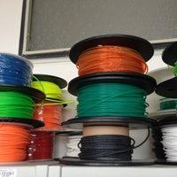 Foto scattata a 3Dprint lab da Petr H. il 5/14/2013