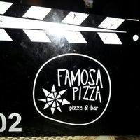 Foto diambil di Famosa Pizza oleh Marcos C. pada 11/24/2012