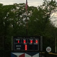 Photo taken at Thillens Stadium by Gilbert V. on 5/23/2013