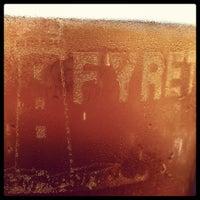 Photo taken at Fyret Mat & Drikke by Kyrre G. on 5/18/2013