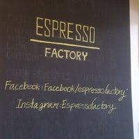Photo prise au Factory Espresso Bar par @NADITLY le7/25/2013