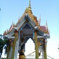 Photo taken at หลวงพ่อสวนกุหลาบ (Luang Por Suankularb, the Statue of Buddha of School) by @NADITLY on 12/20/2017