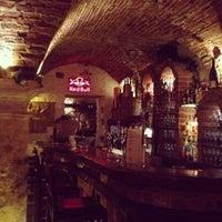 Photo taken at Rathaus Vinarium Wein-Gin-Rum-Whisky-Bar by Peter B. on 1/24/2014