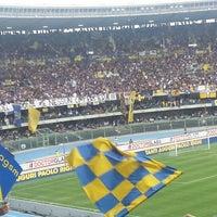 Foto scattata a Stadio Marc'Antonio Bentegodi da Andrea P. il 5/18/2013