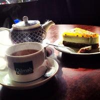 Photo taken at El Barista Caffé by Veronica S. on 7/4/2013