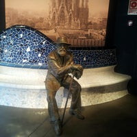 Photo taken at Gaudí Experiència by Svetka T. on 8/17/2013