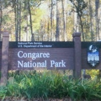 Photo taken at Congaree National Park by November on 11/26/2016