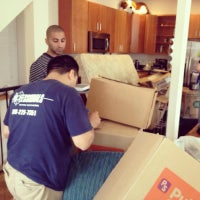 Photo taken at The Professionals Moving Specialists by Professionals M. on 5/10/2013