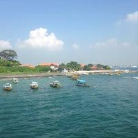 Photo taken at Nusa Penida by JungSun P. on 3/18/2014