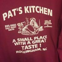 Pats Kitchen - American Restaurant in Rockingham