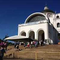 Photo taken at Santuario de la Virgen de Caacupé by Rodrigo Samuel on 2/17/2013