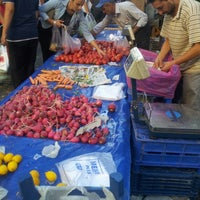 Photo taken at Salı Pazarı by İsmail A. on 9/10/2013