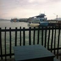 Photo taken at Chok Risda Pier by Yenni M. on 1/26/2013