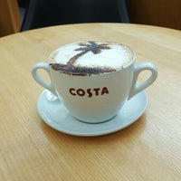 Photo taken at Costa Coffee by Juls H. on 6/20/2016