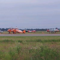 Photo taken at Teuge International Airport (EHTE) by Henk N. on 6/9/2013