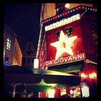 Photo taken at Da Giovanni by Naomi B. on 12/29/2012