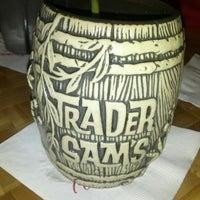 Photo taken at Trader Sam's Enchanted Tiki Bar by Matt W. on 11/22/2012
