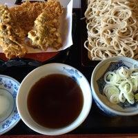 Photo taken at 筑波やぶ by Masashi S. on 1/28/2015