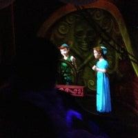 Photo taken at Peter Pan's Flight by Masashi S. on 3/26/2013